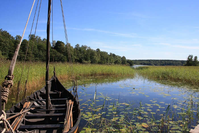 Birka in Sweden