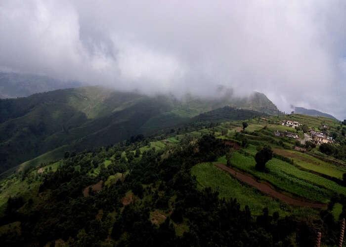 Chakrata near Dehradun