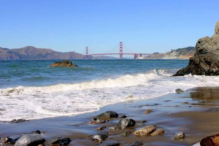 China Beach san francisco