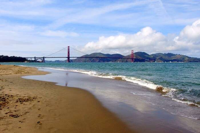 Crissy Field East Beach san francisco