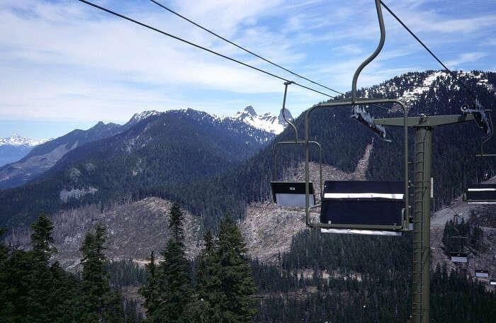 Cypress Mountain Ski Area