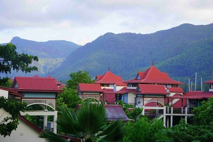 tushar seychelles honeymoon trip: views on day 1
