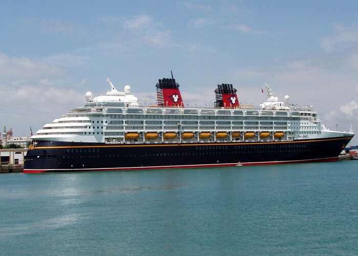 Disney cruise on vero beach