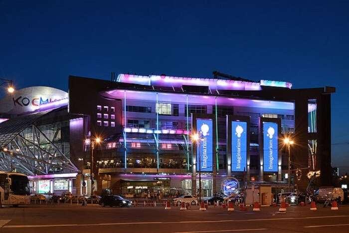 European Mall