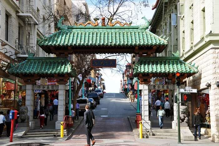 Experience the eccentric culture of Chinatown