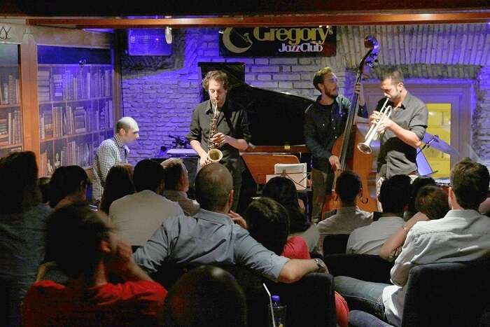 Gregory's Jazz Club rome