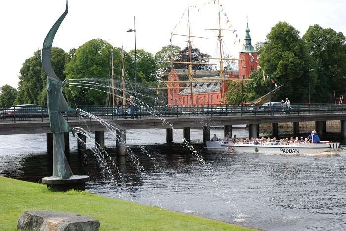 Bridge at Halmstad