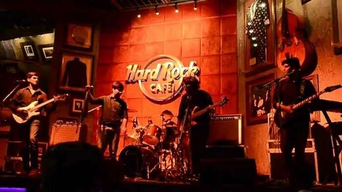 Hard Rock Café pune