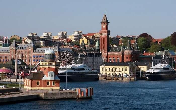 Port of Helsingborg