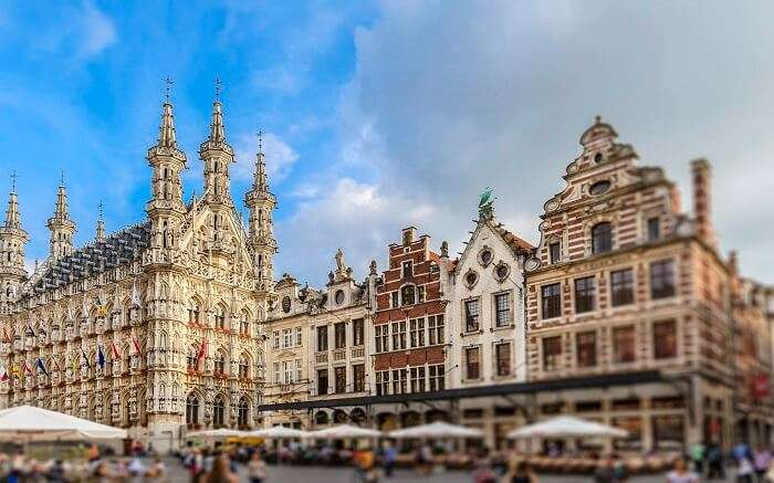 bis Leuven Heverlee