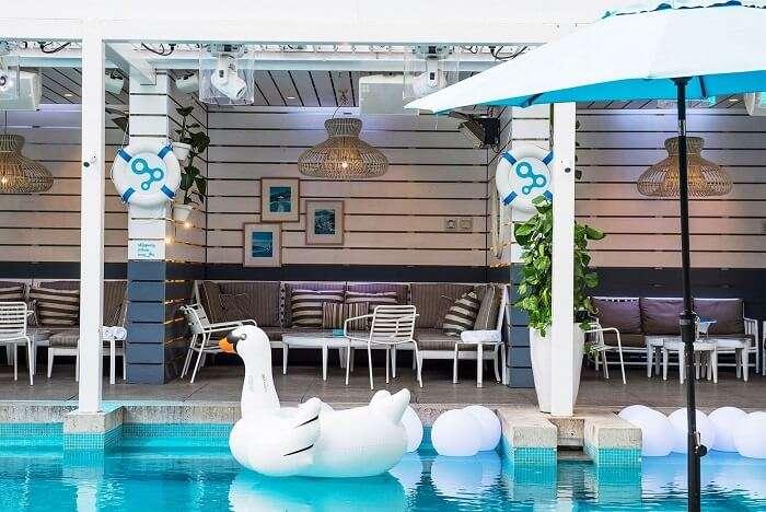 Ivy Pool Club sydney