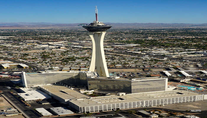 Jump off the Stratosphere
