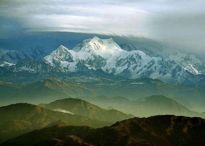 Kangchenjunga from sandakphu