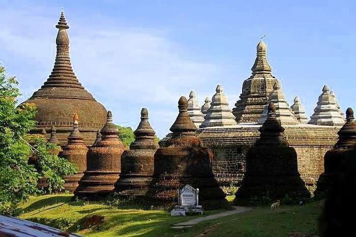 Kawthaung, Mrauk U myanmar