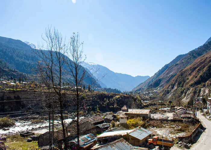 Lachung_Town