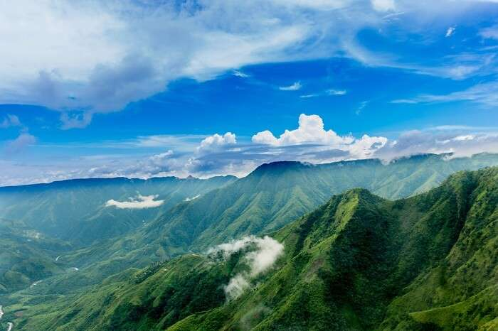 majestic hills rising