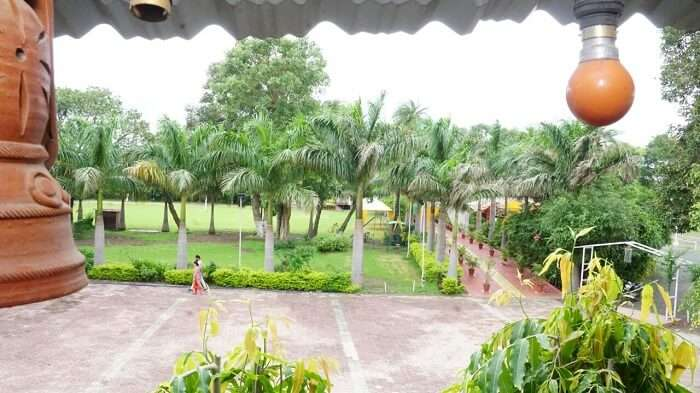 the resort is perfect to arrange wedding