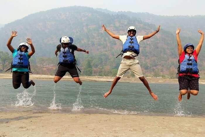Friends trip to Bhutan