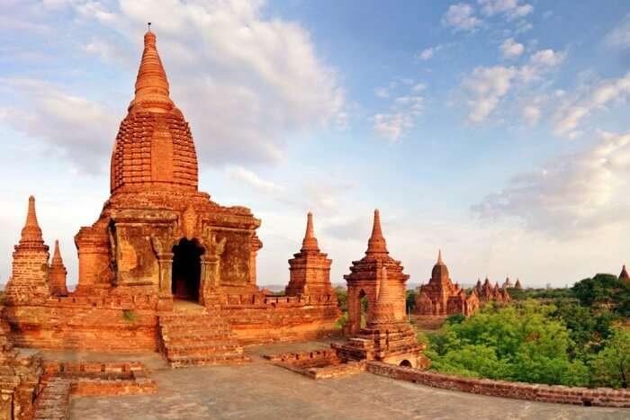 Lawkaoushaung Temple myanmar