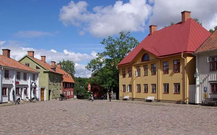 Town of Linkoping