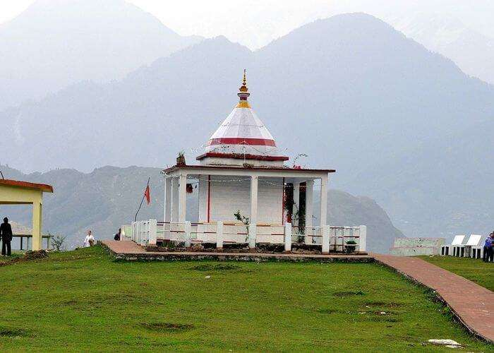 Temple in Munsiyari