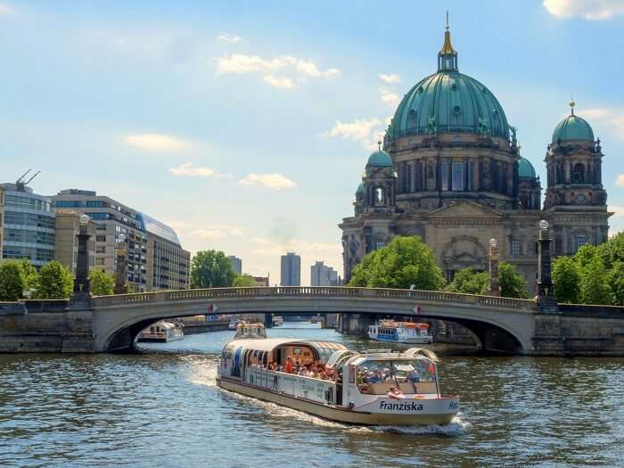 Museum Island germany