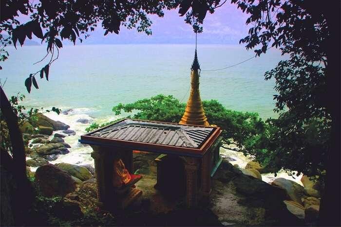 Myaw Yit Pagoda myanmar