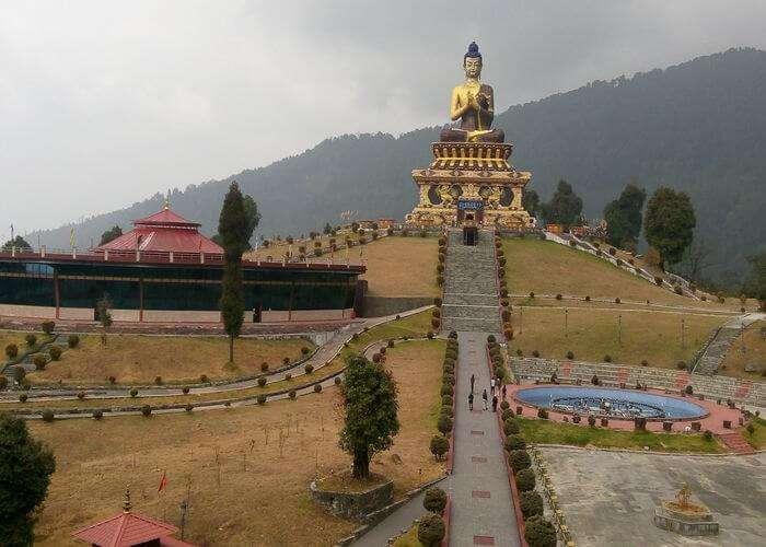 Namchi Monastery gangtok