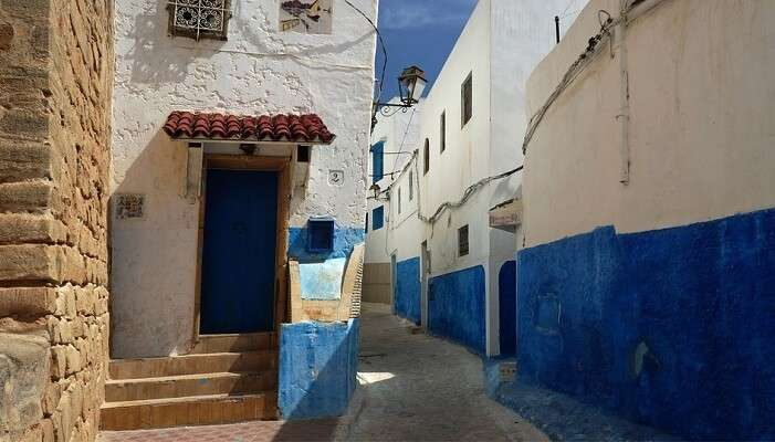 Oudaias Kasbah morocco