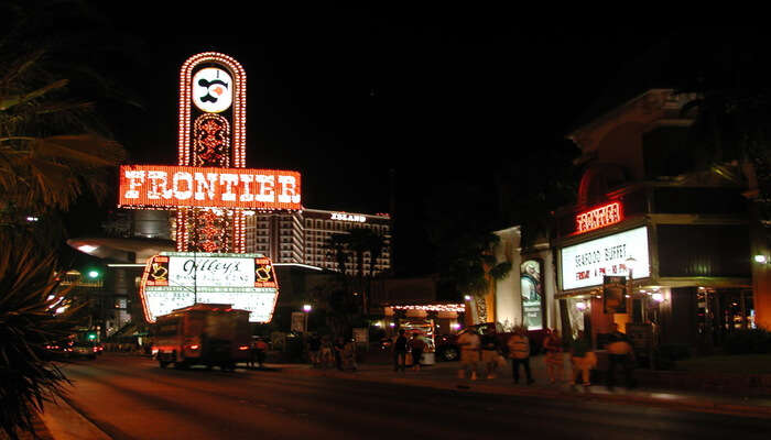Play Poker at the Frontier Inn Casino