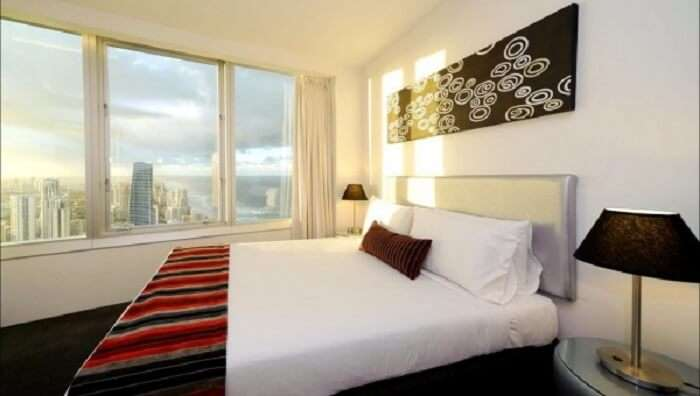 an urban chic stay experience
