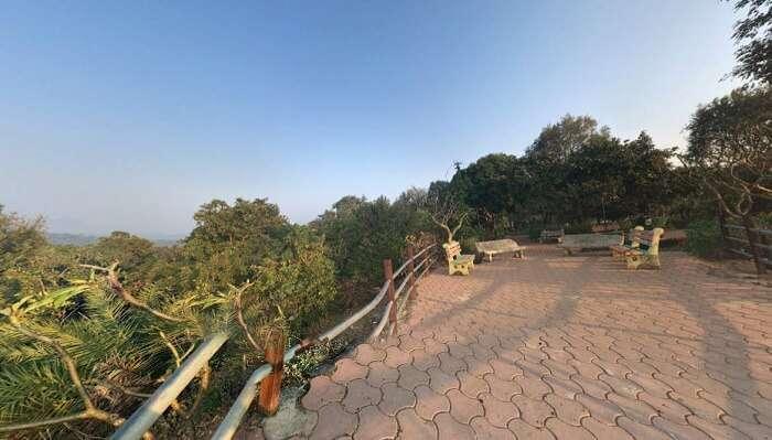 Rajendra Giri Sunset Point