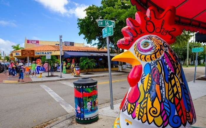 Revel in the Cuban culture at Little Havana s