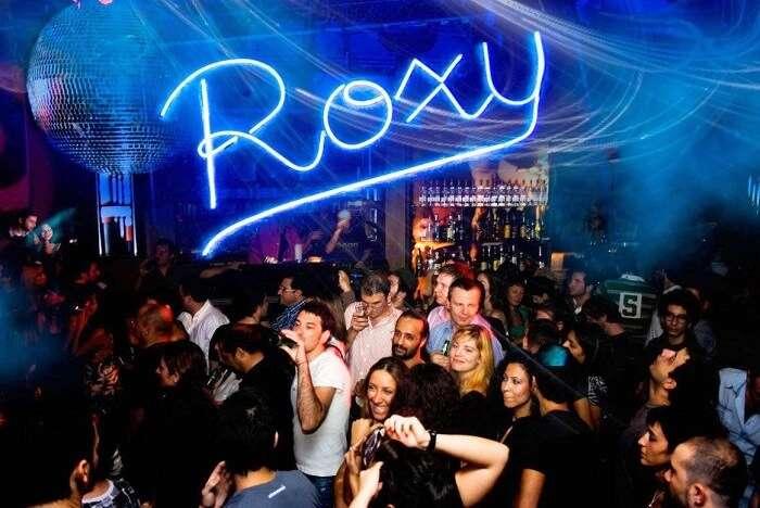 Roxy kolkata