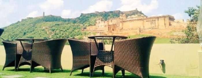 Amer fort view