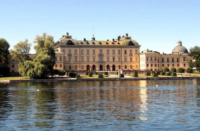 Drottningholm Palace View