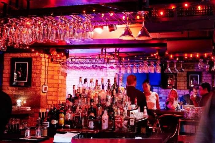 The Reservoir Lounge