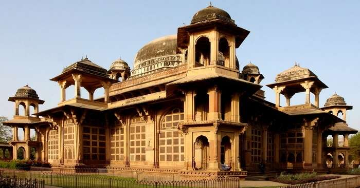 classic muhghal architecture