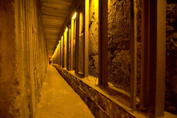Tour the Western Wall Tunnels