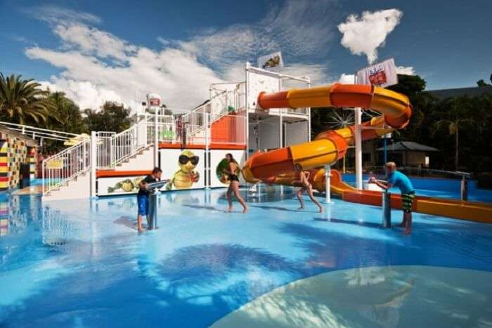 the best kid friendly resorts