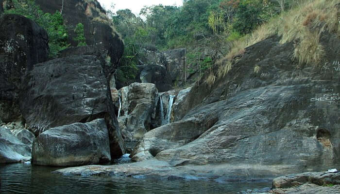 Vattaparai Waterfalls