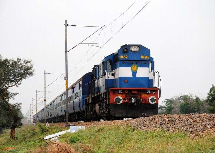 news - new rail line betwween Agartala and Kolkata
