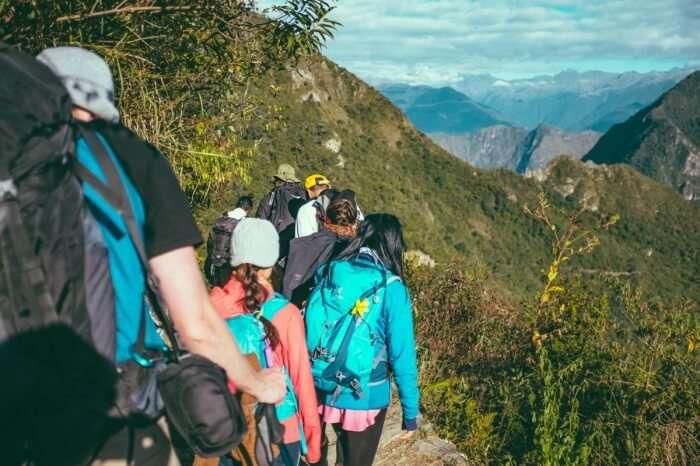 Weiloi to Umngi Trail