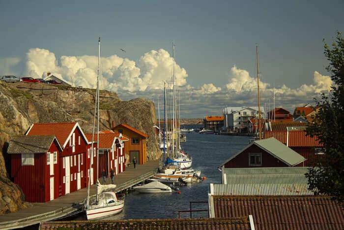 West Coast in Sweden