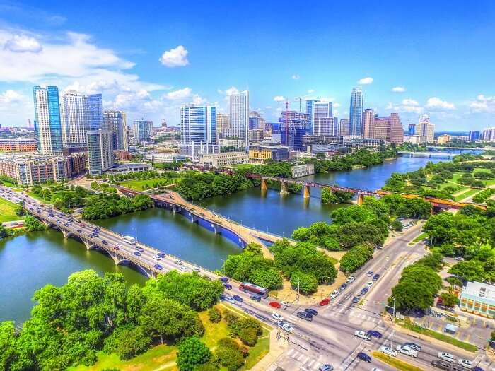 explore the Austin city
