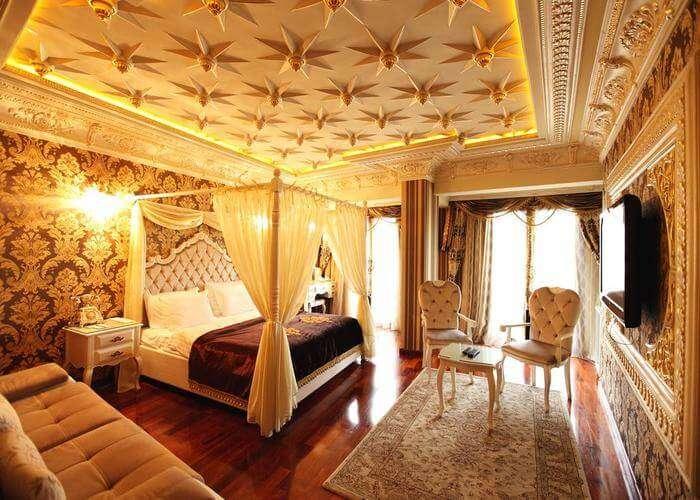 deluxe golden horn hotel istanbul