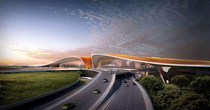 china's biggest airport