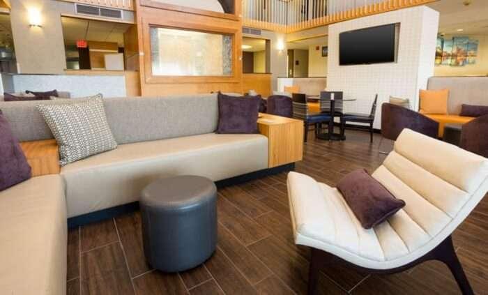 elegantly designed lodgings