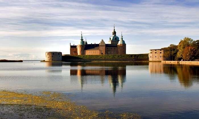 kamlar castle