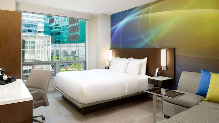 modern new hotel offering world class amenities